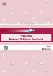 Pakistan - Telecoms, Mobile and Broadband